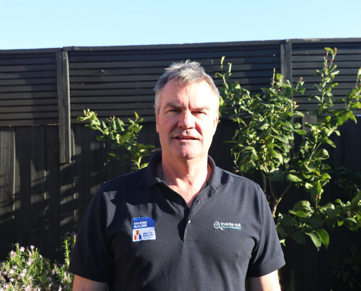 Russell Wall owner of Inside Out Property Inspections